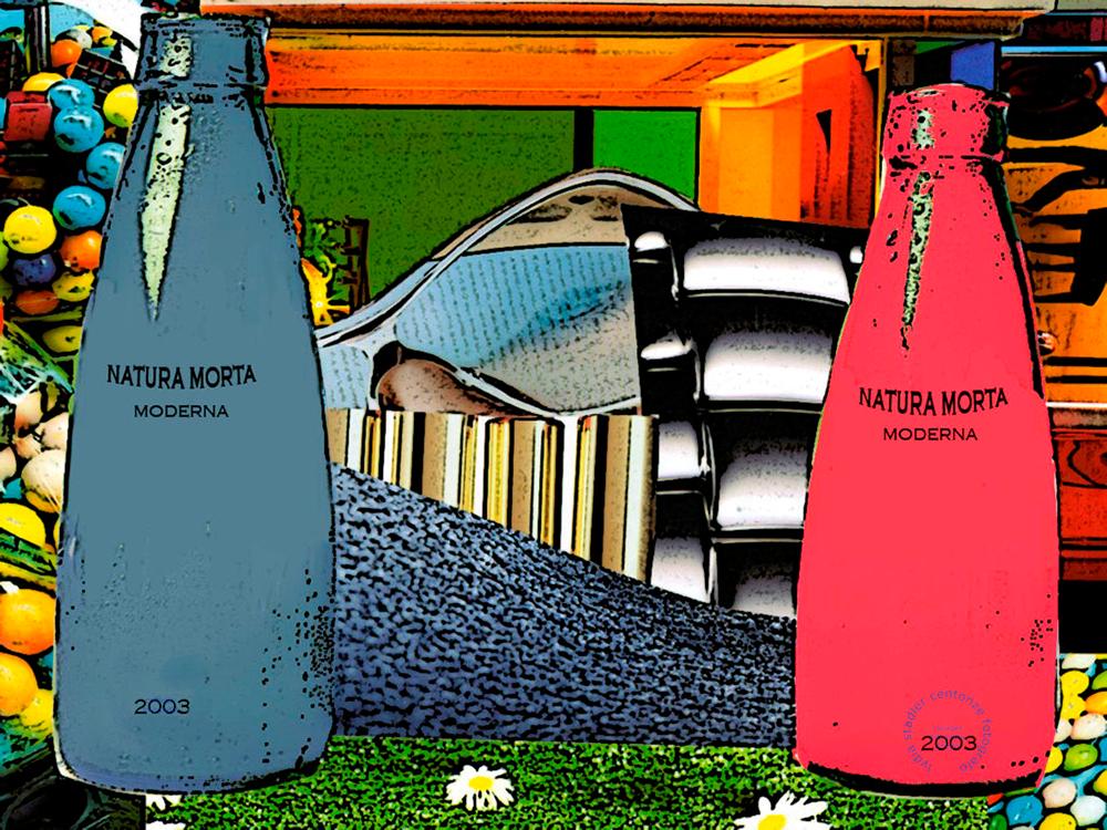 Natura morta moderna 2003 - Lydia Stadler